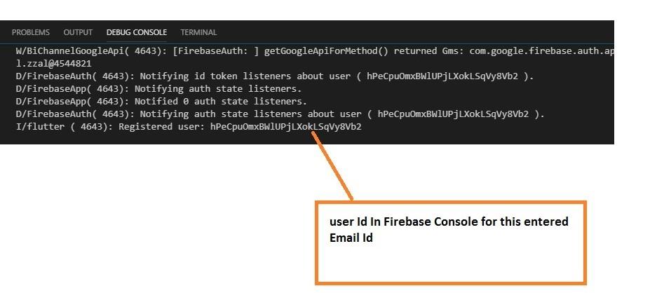 Flutter Login With Firebase Gmail & Password - iFlutter
